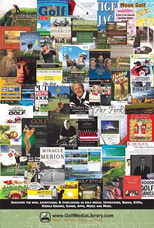 Golf Media Library-2010